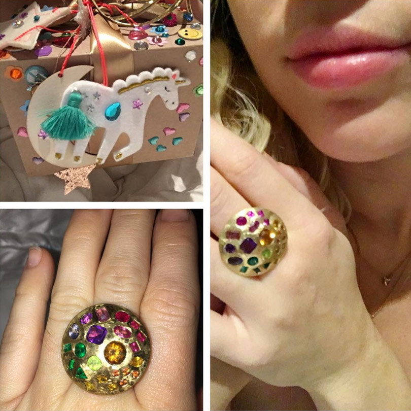 See What Liam Hemsworth Gave Miley Cyrus For Her Birthday!