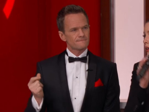 NPH, Julia Robert & More Have Epic Kimmel Performane