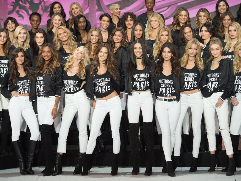 ... the Victoria's Secret Angels Got In Shape Ahead of the Big Runway Show