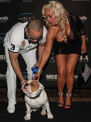 Coco & Ice-T Heartbroken After Bulldog Spartacus Dies