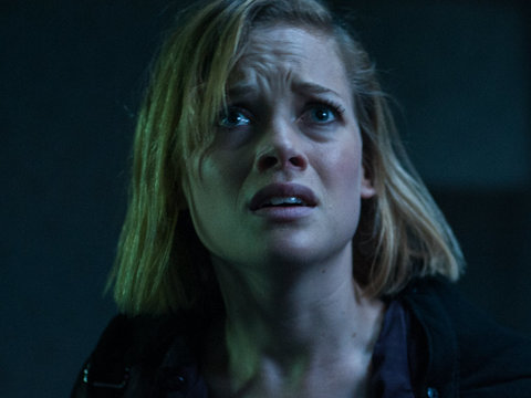"Jane Levy Talks About THAT ""Don't Breathe"" Scene"