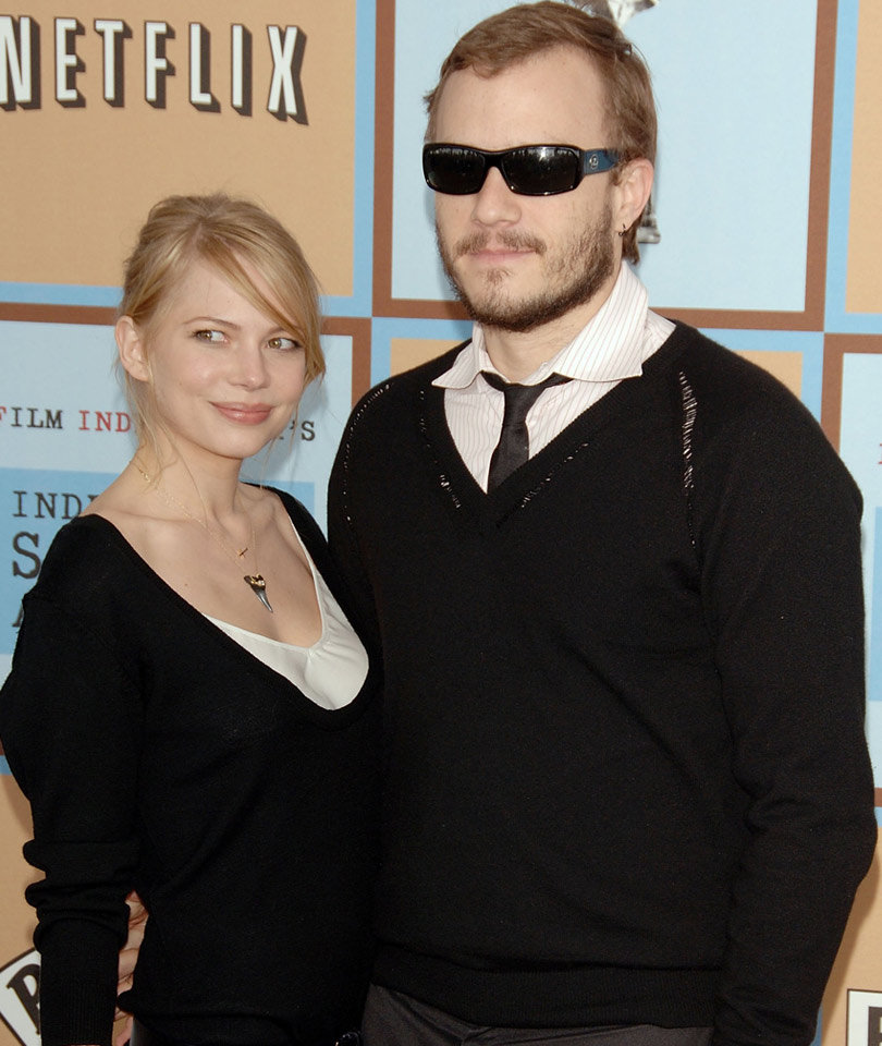 Michelle Williams Opens Up About Raising Daughter without Dad Heath Ledger