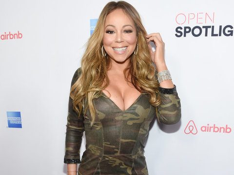 Mariah's Diet Sounds All Kinds of Gross -- She Eats What?!