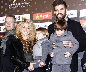 Shakira Hits Red Carpet with Kids After Health Scare