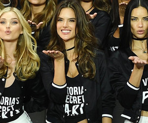 See How Some of the Victoria's Secret Angels Got Runway-Ready