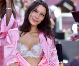 Victoria's Secret Behind-the-Scenes: See Kendall Jenner Without Makeup!