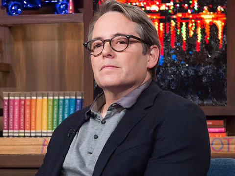 Say What? Matthew Broderick Reveals He Dated Which Big Star?