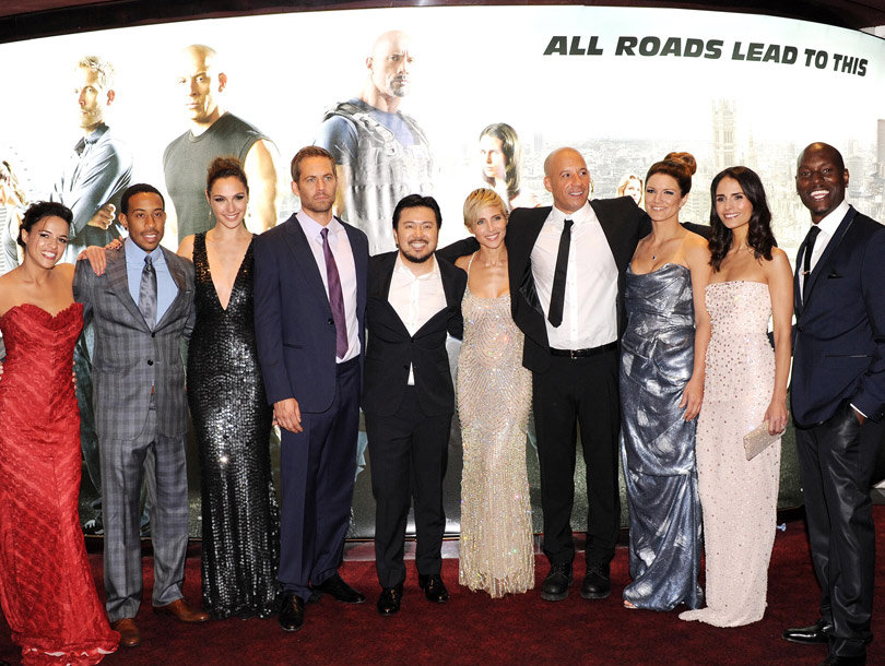 "Paul Walker's ""Fast & Furious"" Costars Pay Tribute on Anniversary of His Death"