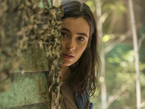 """Walking Dead"" Star Slams Body Shamers: Grow the F--- Up!"