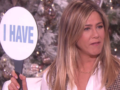 Jennifer Aniston Is a Member of the Mile-High Club!