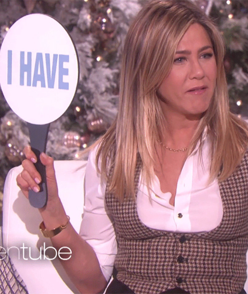 Jennifer Aniston Is a Member of the Mile-High Club ... And Did It With WHO?!