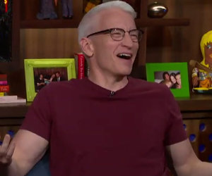 Andy Cohen & Kelly Ripa Make Anderson Cooper Squirm Over Sex Question