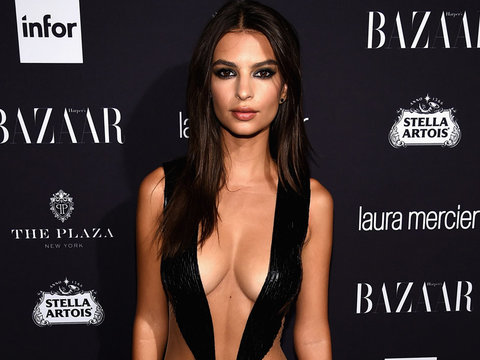 Emily Ratajkowski Rips Photog Over Nude Pics: 'I've Had Enough'