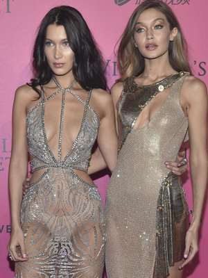 Bella, Gigi, & Kendall Get Even Sexier at Victoria's Secret Bash
