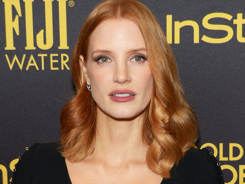 Why Jessica Chastain Thinks Donald Trump Could Be Good For Feminism