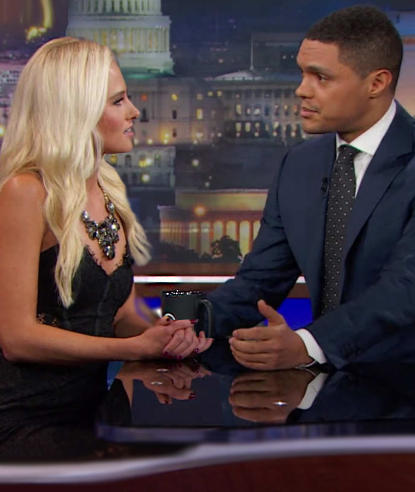 Team Trevor vs. Team Tomi: Reactions to 'Daily Show'-Down!