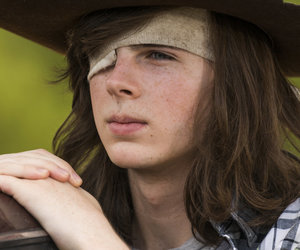 """The Walking Dead"" Recap: Carl Gets a Gruesome Tour of the Sanctuary"