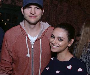 Here's What Ashton Kutcher and Mila Kunis Named Baby No. 2...