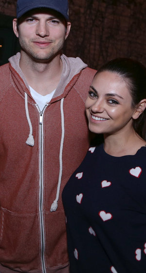 Here's What Ashton Kutcher and Mila Kunis Named Baby No. 2...