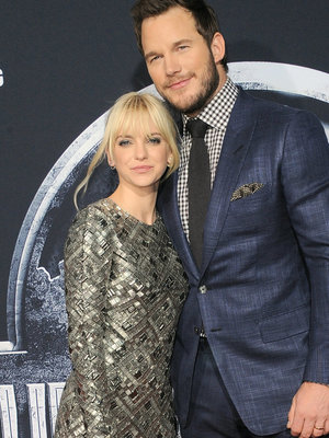 "Anna Faris on Chris Pratt Cheating Rumors: ""I Just Remember Feeling So Hurt"""