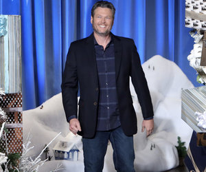 Blake Shelton Gushes Over Girlfriend Gwen Stefani on 'Ellen'
