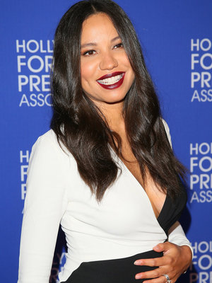 Jurnee Smollett Looks Fab Two Weeks After Birth of First Child
