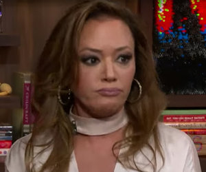Leah Remini Shocks With Marc Anthony & J. Lo Kiss Details, Scolds 50 Cent for Butt…
