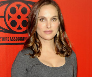 Natalie Portman Flaunts Baby Bump in Skin Tight Mini