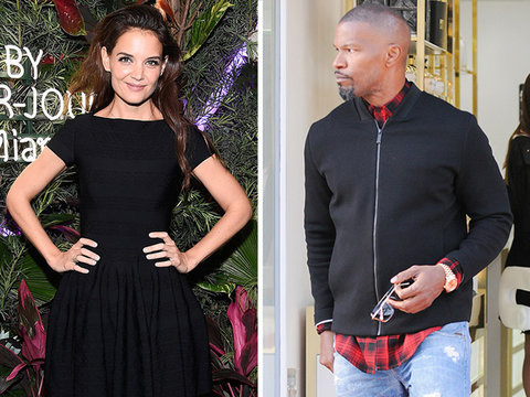 Did Katie Holmes Secretly Tie the Knot? She Says ...
