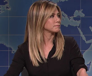 "See Why Jen Aniston & Donald Trump Aren't Pleased with ""SNL"""