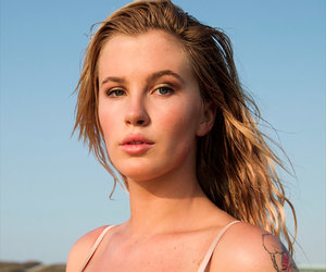 Ireland Baldwin Strips Down for Love Magazine -- See Her Topless Beach Video!