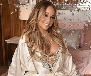 Mariah Carey Steps Out In Raunchy Lingerie, Shades Beyoncé!