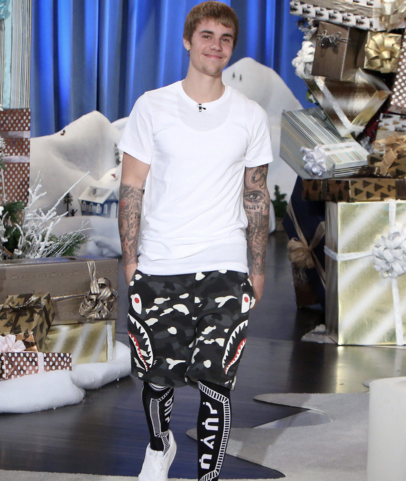 "Justin Bieber on ""Ellen DeGeneres Show"": Yes to New Tour, No to Tinder"