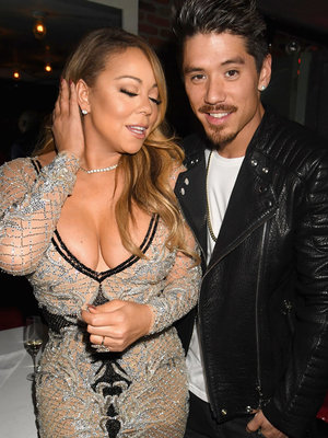 Inside Mariah Carey and Bryan Tanaka's Night With Lingerie-Clad YouTubers