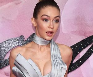 See Gigi Hadid's Daring Fashion Awards Ensemble