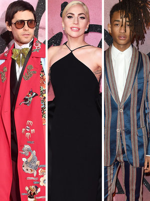 Leto, Gaga, Smith & More Stars Make a Statement at British Fashion Awards
