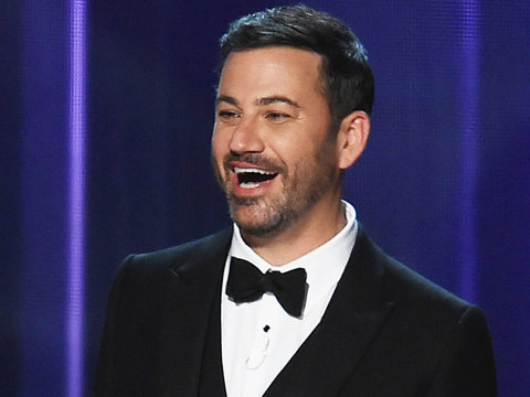 Jimmy Kimmel to Host the 2017 Academy Awards