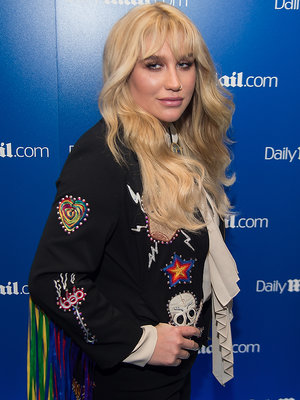 Kesha Addresses Fight Against Depression: Coming Forward Was Not Easy