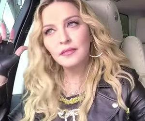 Madonna Admits She Kissed Michael Jackson During Carpool Karaoke with James…
