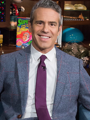 Andy Cohen Would Have Sex With Justin Bieber & More TMI-Filled Interview Revelations