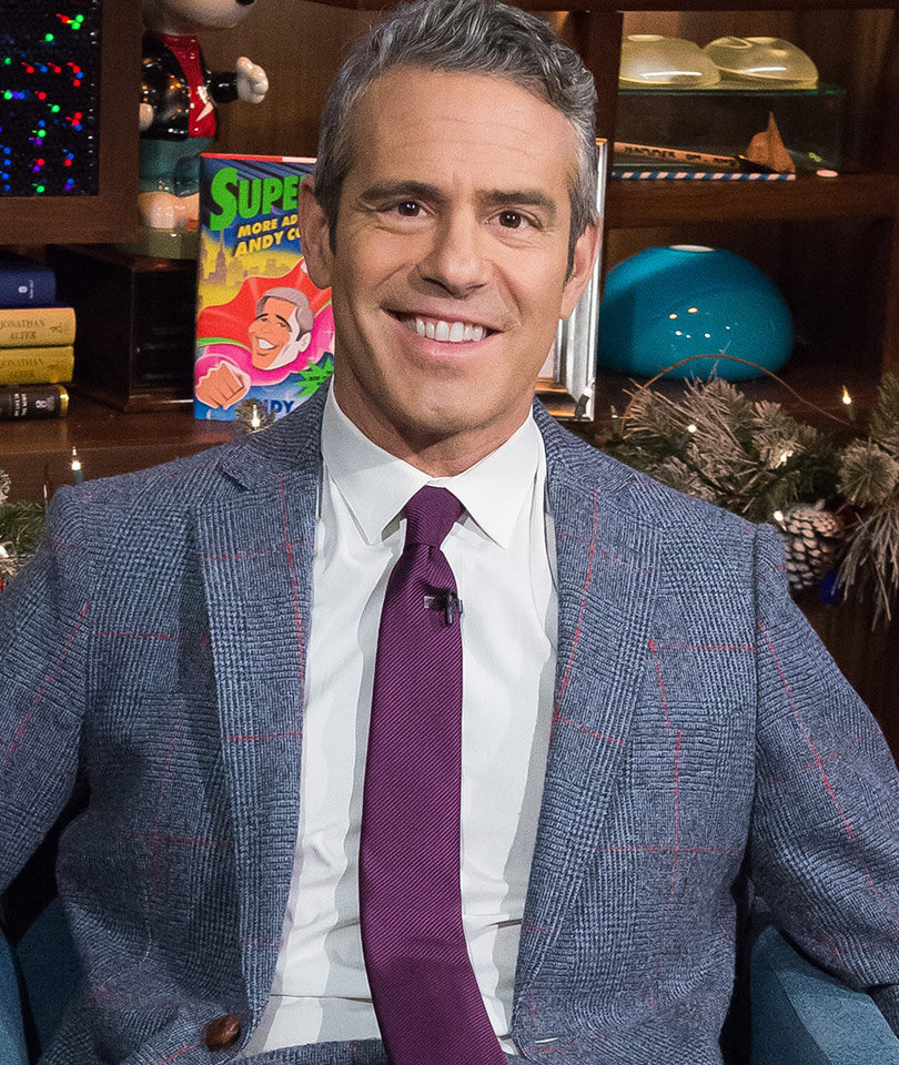 Andy Cohen Would Have Sex With Justin Bieber and 4 Other TMI-Filled Revelations