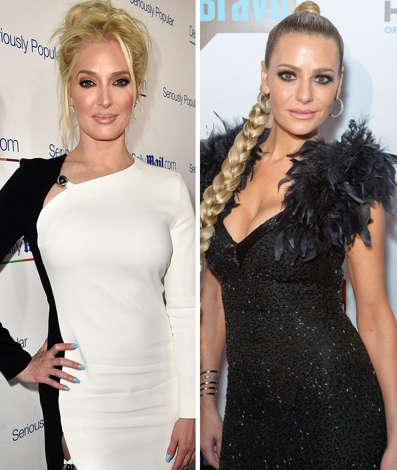 'Real Housewives' Erika Girardi on New Co-Star Dorit Kemsley: 'She Has A Problem With Me'
