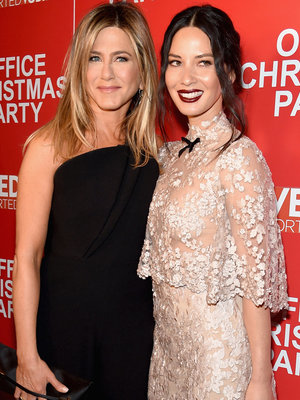 "Every Must-See Photo from the ""Office Christmas Party"" Premiere"