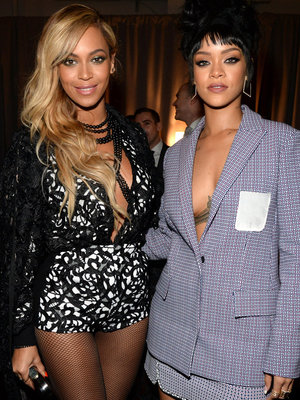 Rihanna Slams Beyonce Feud Rumors: Stop Pitting Black Women Against Each Other!