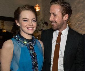 "Emma Stone & Ryan Gosling Make One Hot Pair at the Premiere of ""La La Land"""