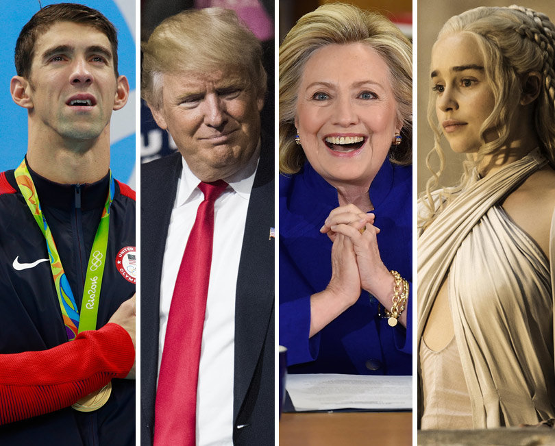 Here Are Twitter's Biggest Moments of 2016: TooFab Year in Review