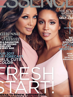 Vanessa Williams Covers Essence Magazine With Gorgeous Daughter Jillian Hervey