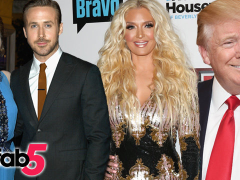 TooFab 5: Erika Girardi Dishes On Her 'RHOBH' Costars, Donald Trump Is Time's 2016 Person…