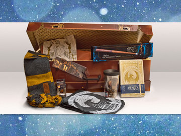 "Today's Giveaway: Win a ""Fantastic Beasts & Where to Find Them"" Gift Set"