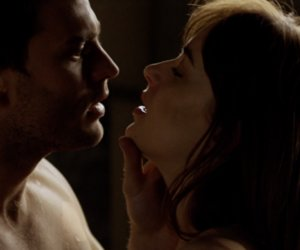 "New ""Fifty Shades Darker"" Trailer Doubles Down on the Sex & Kink"